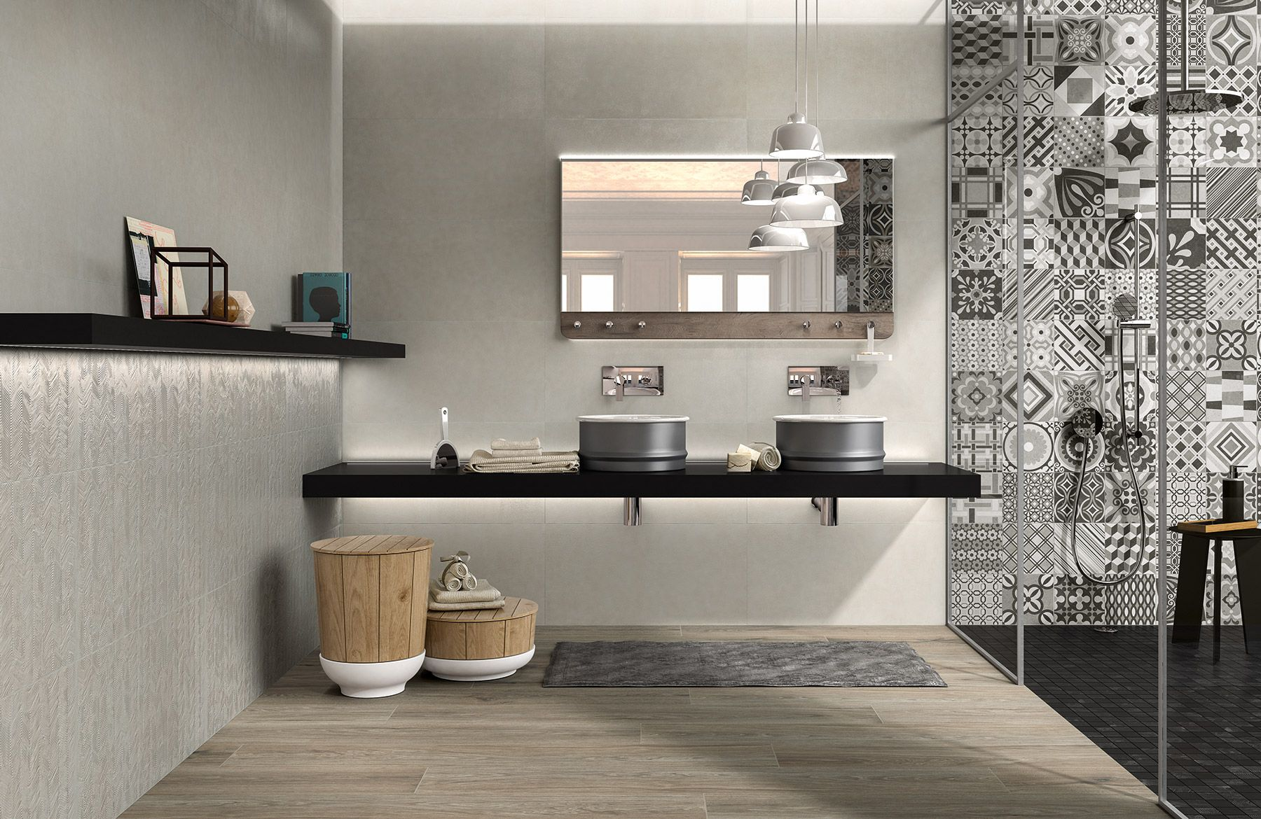 D co 20x20 integrated surfaces - Bodenfliesen vintage look ...
